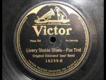 Hear the First Jazz Record Which Launched the Jazz Age: Livery Stable Blues (1917)
