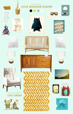 little monster hunter + a snuggly ugly giveaway! Dear Lay Baby Lay ,   I am so pleased to be featured on your  Bright and Brave Little Monster Hunter!   Yours,  andlizzy.   (number 4)