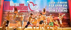 CRITICAS AL MUSICAL 'MARTA TIENE UN MARCAPASOS' #hombresg #MTUM #Madrid
