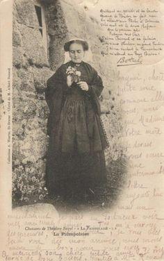 Blog consacré aux cartes postales sur de nombreux thèmes : folklore,  régions de France, Bruxelles, fantaisies ...