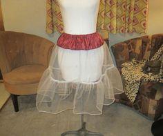 Crinoline for Christmas dress