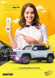 Yes Rent a Car - http://www.behance.net/andersonbatista