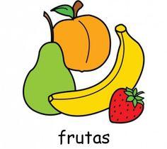 1ª aula  Vocabulário - Frutas