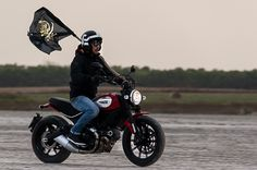 """The """"Scrambler You Are"""" contest is back - http://motorcycleindustry.co.uk/the-scrambler-you-are-contest-is-back/ - Scrambler You Are"""
