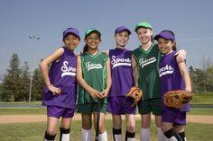 Softball Drills for Kids