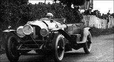 "1928 Le Mans Winner - No.4 Bentley 4.5 Litre ""Old Mother Gun"""