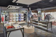 Design showcase: Sensual lingerie department for Steffl in Vienna - Retail Design World