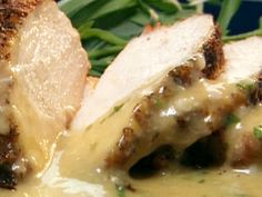 Bake Me Crazy Chicken with Gravy from FoodNetwork.com    Delish !!!!