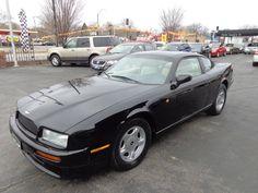 1991 Aston Martin Virage  1991 Aston Martin Virage - 21K - $85,000.00 - $85000.00