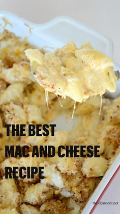 Best Mac N Cheese Recipe, Easy Mac And Cheese, Mac And Cheese Homemade, Macaroni Cheese Recipes, Side Dish Recipes, Dinner Recipes, Ground Beef Recipes, How To Cook Pasta, Food Dishes