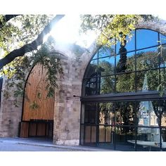 """The Barcelona Maritime Museum is located in """"Reials Drassanes"""" building (Royal Shipyards), on the city's seafront at the foot of Montjuïc mountain. Shared from @catalunyaexperience on Instagram Maritime Museum, City Break, Barcelona, Mountain, Photo And Video, Architecture, Building, Awesome, Places"""