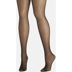 Avenue Plus Size Daysheer Pantyhose (18 ILS) ❤ liked on Polyvore featuring intimates, hosiery, tights, off black, plus size, women's plus size tights, nylon hosiery, plus size hosiery, reinforced toe stockings and sheer tights