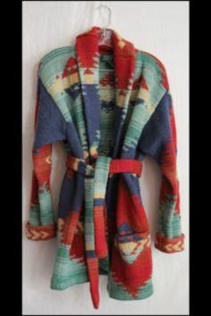 Vintage Ralph Lauren Navajo Sweater