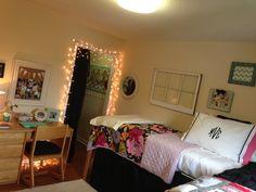 Morg's cute dorm room