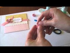 Quilled Flowers for Cards and Paper Crafts - YouTube