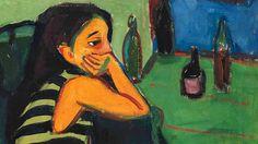 Da Kirchner a Nolde. Emozione e sensualità dell'espressionismo tedesco. Dal 5 marzo al 12 luglio 2015 Palazzo Ducale di Genova una mostra sulla nascita dell'Espressionismo Tedesco (leggi oltre...)