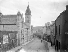 Old Photographs, Town Hall, Belfast, Northern Ireland, History, Historia, Northern Ireland County, Old Photos, Old Pictures