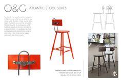Atlantic Stool, O&G Studio