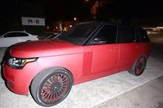 Image result for tyga range rover