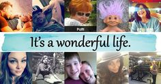 Your life is wonderful and filled with brightness. Share this to show how much you love your friends and family.