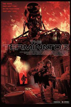 Stan & Vince - The Terminator for DaVinci's Dreams T-800 Edition