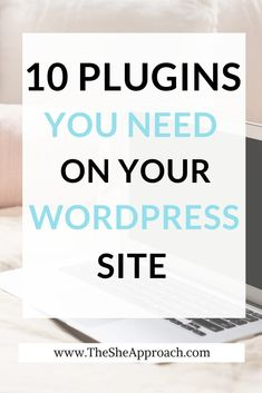 If you are a blogger you should know that your Wordpress needs some Plugins that will be very helpful for your Business!  I will show you the best plugins for your Wordpress - For more information click on the link in description