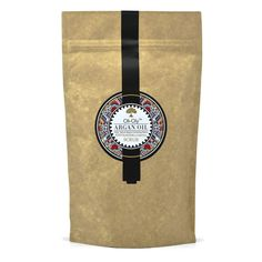 Unscented Natural Exfoliating Coffee Scrub for Face & Body Argan 150g | Oli-Oly #OliOly
