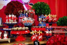 Festa Soldadinho de Chumbo!!! | L'atelier Festas