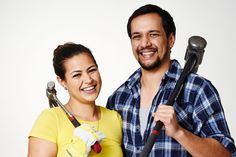 Maree And James - Articles - Maree And James - Teams - The Block NZ 2014 - Shows - TV3