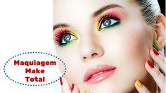 Curso de Maquiagem Online da Luciane Ferraes - Make Total http://maquiagem-top.com/maketotal O Curso de Maquiagem Make Total apresentado pela Blogueira e Maq...