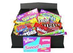 Regular USA Candy Hamper