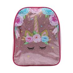 a0d2c8dfb4 New Cartoon Mochilas Infantil Snow Queen Kids Schoolbag Baby Girls Lovely  Kindergarten backpacks Children Unicorn school bag