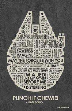 Punch it Chewie!