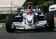 Robert Kubica BMW Sauber Monaco 2007 Formula One, Alfa Romeo, Grand Prix, Monaco, Race Cars, Racing, Sport, Modern, Circuits