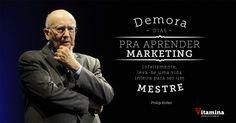#marketing #experiência #kotler