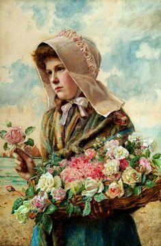 Flower Seller.