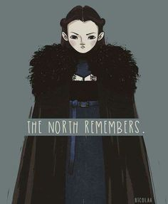 Lyanna Mormont Game of Thrones wallpaper the north remenbers