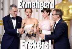 Bahahahaha love Jennifer Lawrence! Funny Pictures – 38 Pics