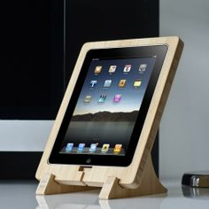 CHISEL - iPad Stand this is cool
