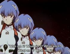 "Because its director and creator, Hideaki Anno, didn't give a damn about what others think and decided to make the last two episodes about character introspection (instead of a huge final battle, as everybody was expecting). | Community Post: 30 Reasons ""Evangelion"" Is Still The Greatest Anime EVER"