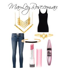 Lovely Little Layers! by marleyrose01 on Polyvore Featuring beautiful gorjana layers. Available @ www.marleyrose.com.au