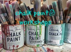 It's Time for Chalk Paint® Workshops!