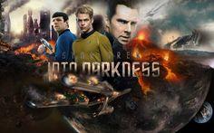 star trek art | Star Trek - Into Darkness by 1darthvader