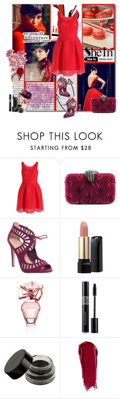she in by bouchra-re on Polyvore featuring mode, Office, Benedetta Bruzziches, Lancôme, NARS Cosmetics, BCBGMAXAZRIA and Kate Spade