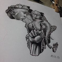 67 ideas book tattoo ideas poster for 2019 African Warrior Tattoos, African Queen Tattoo, African Sleeve Tattoo, African Tribal Tattoos, Egyptian Tattoo Sleeve, Africa Tattoos, Sleeve Tattoos, Ankh Tattoo, Egypt Tattoo