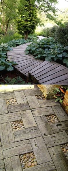 Breathtaking 38 Creative Wood Landscaping Ideas for Backyard Designs https://homiku.com/index.php/2018/04/23/38-creative-wood-landscaping-ideas-for-backyard-designs/