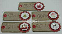 Cat's Ink.Corporated, Christmas Tags
