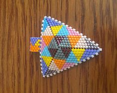 Miyuki Necklace, Handmade Necklace