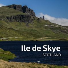 Things to do in Skye island - Discover the Jewel of Scotland with a list of 20 highlights (Fairy pools, Storr, Kilt rock. This guide includes photos, video and a Map to help your plan your trip to the isle of Skye - Scotland Destinations, Scotland Travel Guide, Scotland Road Trip, Scotland Vacation, Scotland Tours, Scotland History, Travel Destinations, Isle Of Skye Map, Glasgow