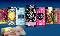 Groupon - $20 for $45 Toward Custom Cases for the iPhone 4, 4S, or 5 from MyCustomCase.com in Online Deal. Groupon deal price: $20.00